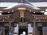 諏訪神社の初詣