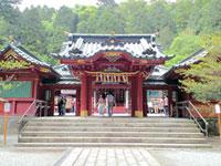 箱根神社(九頭龍神社 新宮)の初詣