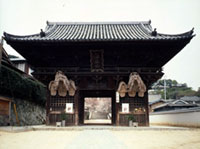西国寺の初詣