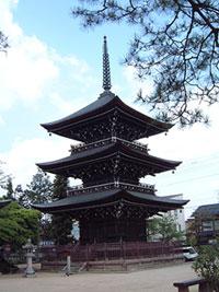 飛騨国分寺の初詣