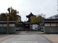 勝興寺の初詣