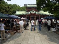 富岡八幡宮の初詣
