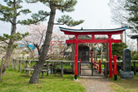 猿賀神社の初詣