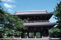 根来寺の初詣