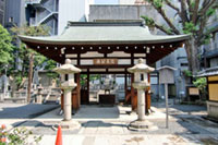 本能寺の初詣