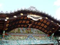 御香宮神社の初詣