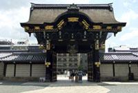 西本願寺の初詣