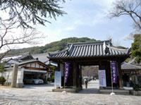 須磨寺の初詣
