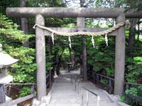 白石神社の初詣