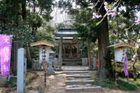 氣多神社(大伴神社)の初詣
