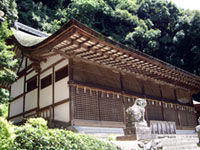 宇治上神社の初詣