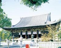 鶴林寺(兵庫)の初詣
