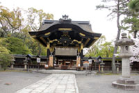 豊国神社(京都)の初詣
