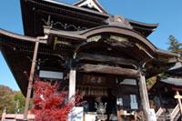 関善光寺の初詣