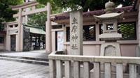 坐摩神社の初詣