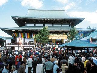 成田山新勝寺(千葉)