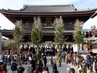 川崎大師 平間寺(神奈川)
