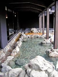 つかしん天然温泉「湯の華廊」