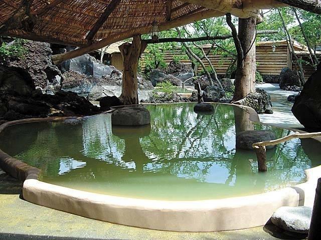 施設 巨大 温泉