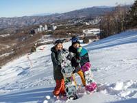スキー場情報