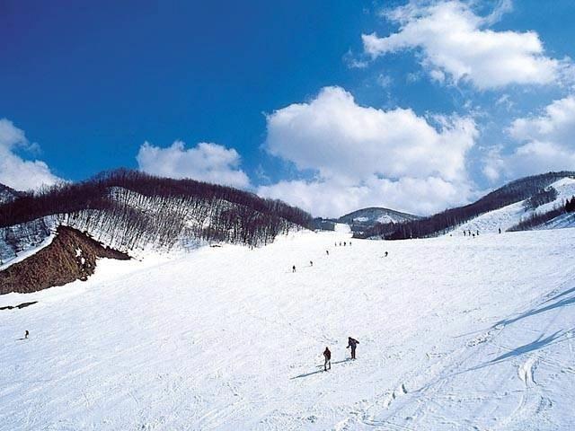 会津高原高畑スキー場|スキー場...