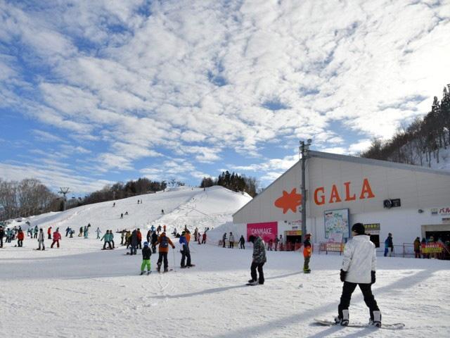 ぱら 天気 いわっ スキー 場