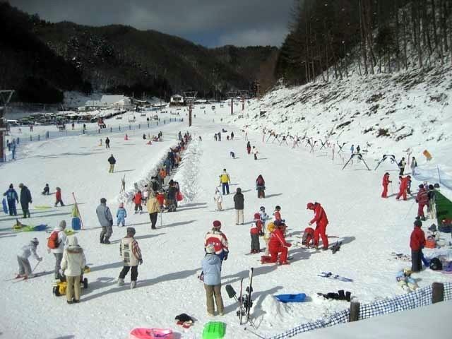 木曽 福島 スキー 場 天気