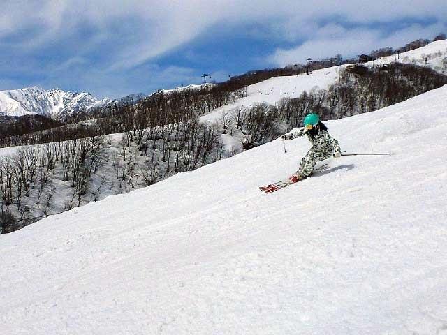 高原 スキー 池 いけ 場 つが 高原 栂