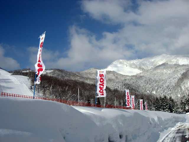福井 和泉 スキー 場